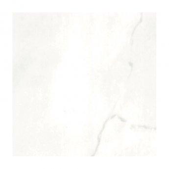 Aquashine M1 Series PVC Single Shower Wall Panel 1200mm Wide - White Marble