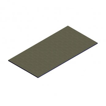 Aquashine Mini Tile Backer Board 1200mm x 600mm - 10mm