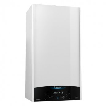 Ariston Genus One Net 24Kw Combi Gas Boiler - White