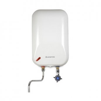 Ariston Piccolo Wall Mounted Point of Use Electric Water Heater - 2KW