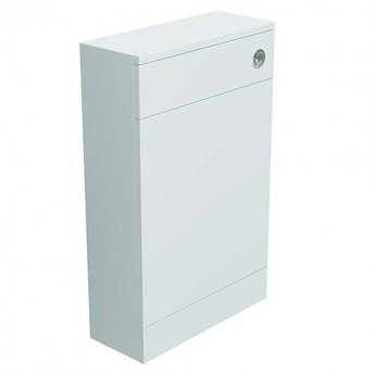 Arley Evora Back to Wall WC Unit 500mm Wide - White