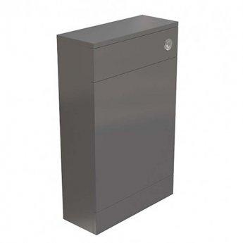 Arley Evora Back to Wall WC Unit 500mm Wide - Grey