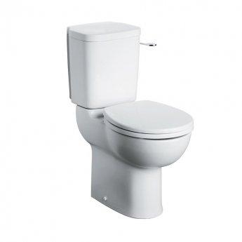Armitage Shanks Contour 21 Ambulant Doc M Pack with Close Coupled Toilet - White