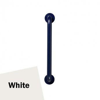 Armitage Shanks Contour 21 Straight Grab Rail 500mm Length - White
