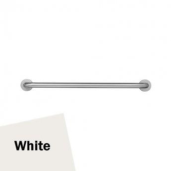 Armitage Shanks Contour 21 Straight Grab Rail 800mm Length - White