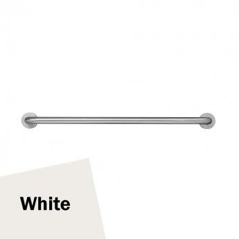 Armitage Shanks Contour 21 Straight Grab Rail 900mm Length - White