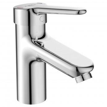 Armitage Shanks Contour 21+ Single Lever Basin Mixer Tap without Waste - Chrome