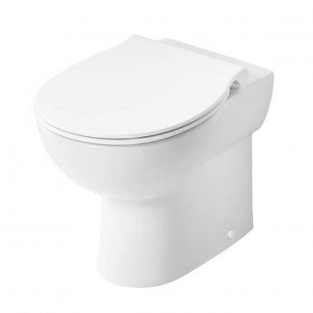 Armitage Shanks Contour 21 Plus Back to Wall Toilet 410mm High - Excluding Seat