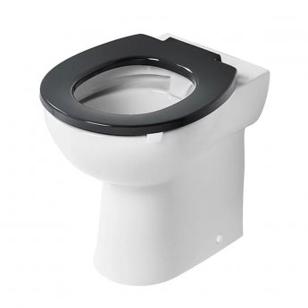 Armitage Shanks Contour 21 Plus Raised Height Back to Wall Toilet 450mm High - Excluding Seat
