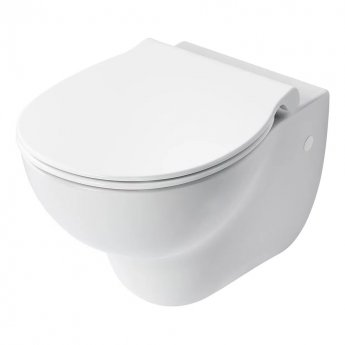 Armitage Shanks Contour 21 Plus Wall Hung Toilet 530mm Projection - Excluding Seat