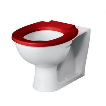 Armitage Shanks Contour 21 Back to Wall Toilet 355mm High - Excluding Seat