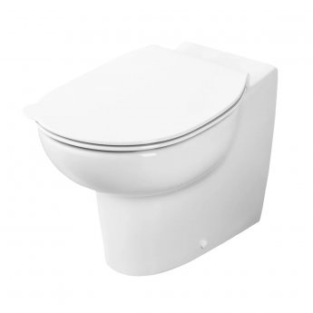 Armitage Shanks Contour 21 Splash Rimless Back-to Wall Toilet 355mm High - Excluding Seat