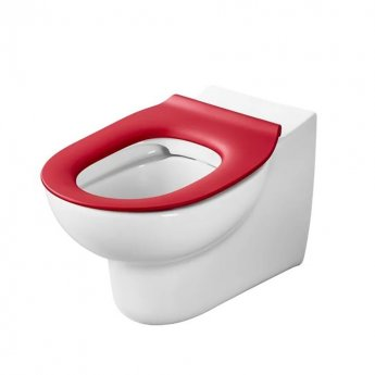 Armitage Shanks Contour 21 Splash Rimless Wall Hung Toilet 355mm High - Excluding Seat