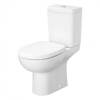 Armitage Shanks Profile 21 Close Coupled Toilet with 4/2.6 Litre Cistern - Soft Close Seat