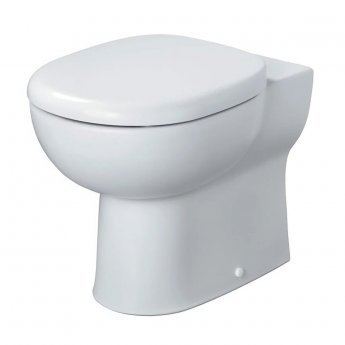 Armitage Shanks Profile 21 Back To Wall Toilet 550mm Projection - Soft Close Seat