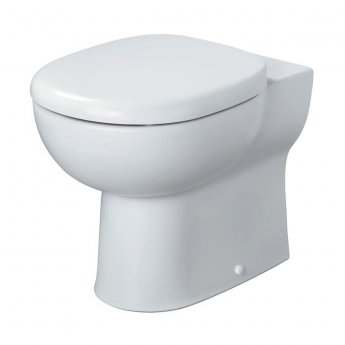 Armitage Shanks Profile 21 Back To Wall Toilet 550mm Projection - Standard Seat