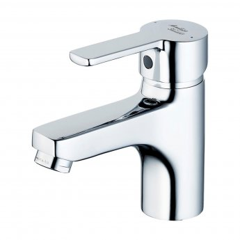 Armitage Shanks Sandringham SL 21 Basin Mixer with Weighted Chain - Chrome