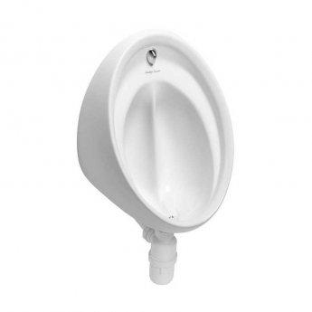 Armitage Shanks Sanura HygenIQ Wall Urinal 400mm Wide - White
