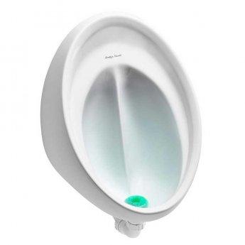 Armitage Shanks Sanura Waterless Hygenic Rimless Urinal Bowl 510mm H x 395mm W - White