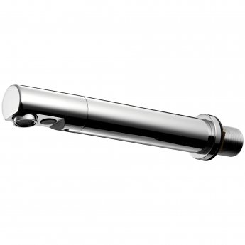 Armitage Shanks Sensorflow 21 Compact Wall Spout - Brushed Stainless Steel