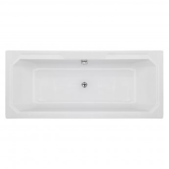 Bayswater Bathurst Double Ended Rectangular Bath 1800mm x 800mm