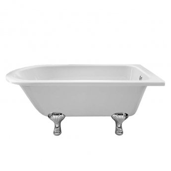 Bayswater Single Ended Freestanding Bath 1500mm x 750mm - 0 Tap Hole
