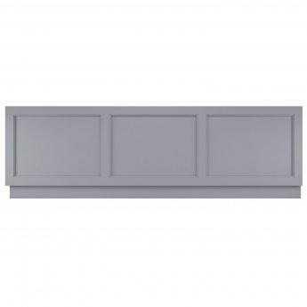 Bayswater Plummett Grey MDF Bath Front Panel 1700mm Wide