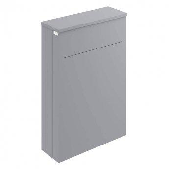 Bayswater Plummett Grey WC Toilet Unit 550mm Wide