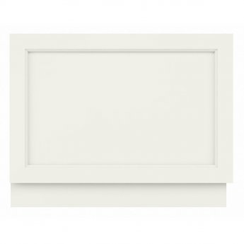 Bayswater Pointing White MDF Bath End Panel 750mm Wide