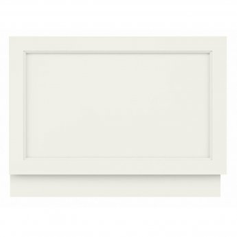 Bayswater Pointing White MDF Bath End Panel 800mm Wide