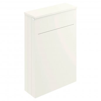 Bayswater Pointing White WC Toilet Unit 550mm Wide