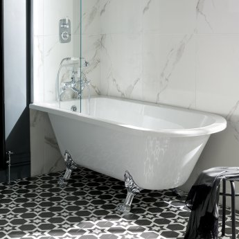 Bayswater Sutherland Single Ended Freestanding Bath 1690mm x 750mm