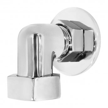 Bayswater Traditional Shower Elbow (for Fixed Head with Exposed Shower Valve)