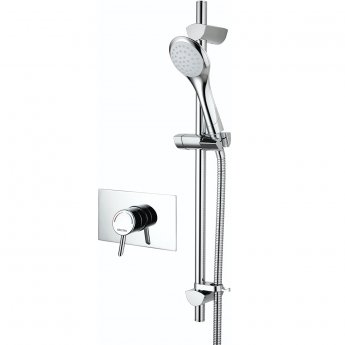 Bristan Acute Sequential Concealed Mixer Shower with Shower Kit