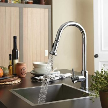 Bristan Apricot Kitchen Sink Mixer Tap