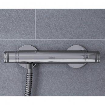 Bristan Artisan FastFit Bar Mixer Shower with Multi Mode Shower Kit