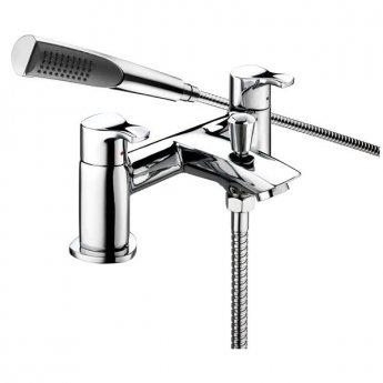 Bristan Capri Bath Shower Mixer Tap - Chrome Plated