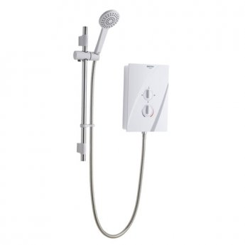 Bristan Cheer 8.5kW Electric Shower - White