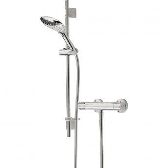 Bristan Claret FastFit Bar Mixer Shower with Shower Kit