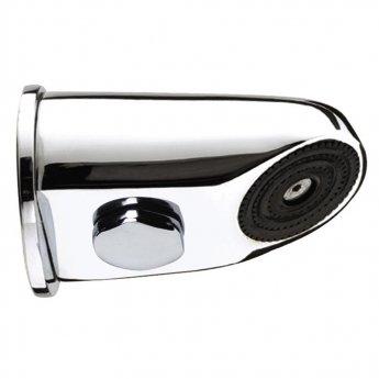 Bristan Commercial Vandal Resistant Fixed Shower Head, Chrome