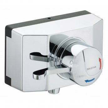 Bristan Commercial TS1503 SCL Opac Exposed Shower Valve Lever Handle - Chrome