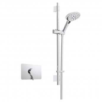 Bristan Flute Sequential Concealed Mixer Shower with Shower Kit