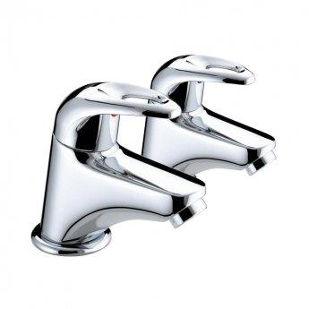 Bristan Java Bath Taps - Chrome Plated
