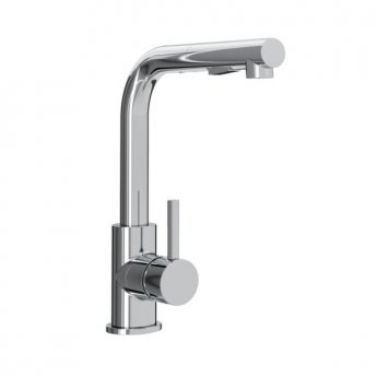 Bristan Macadamia Kitchen Sink Mixer Tap with Pull Out Handset - Chrome