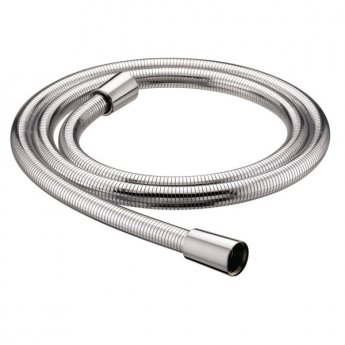 Bristan Cone to Cone Easy Clean Shower Hose, 1.5m, 8mm Bore, Chrome