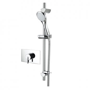 Bristan Sonique Sequential Concealed Mixer Shower with Shower Kit