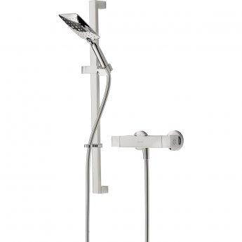 Bristan Vertico FastFit Bar Mixer Shower with Shower Kit