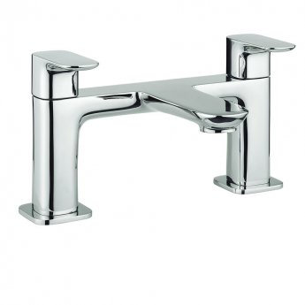 Britton My Home Bath Filler Tap Deck Mounted - Chrome