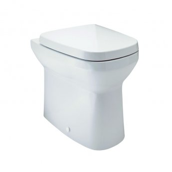 Britton My Home Back to Wall Toilet 500mm Projection - Soft Close Seat
