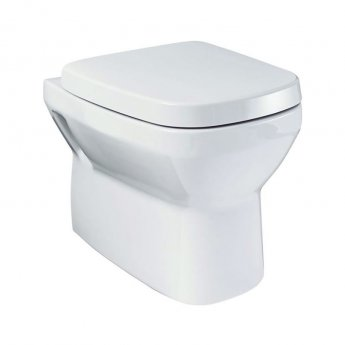 Britton My Home Wall Hung Toilet 500mm Projection - Soft Close Seat